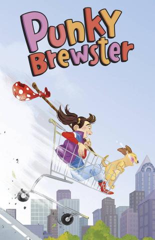 Punky Brewster Vol. 1