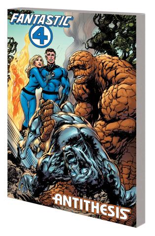 Fantastic Four: Antithesis (Treasury Edition)