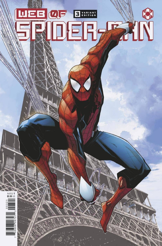 Web of Spider-Man #3 (Sandoval Cover)