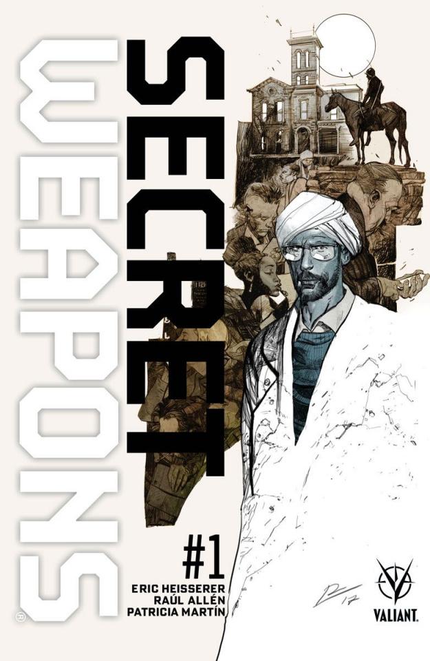 Secret Weapons #1 (20 Copy La Torre Cover)