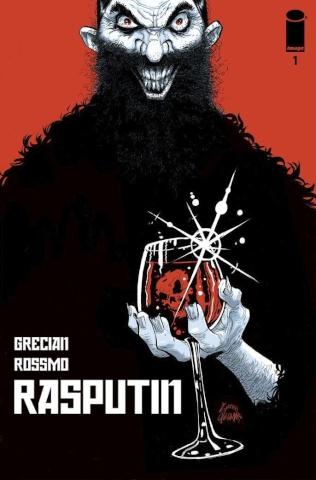 Rasputin #1 (Stegman Cover)