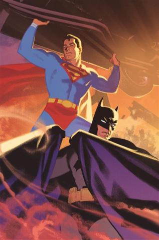 Batman / Superman #16 (Greg Smallwood Cover)