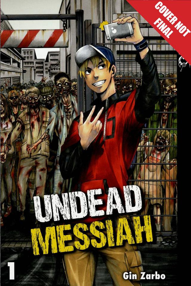 Undead Messiah Vol. 1