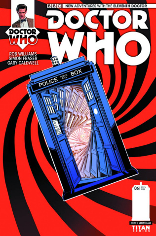 Doctor Who: New Adventures with the Eleventh Doctor #6