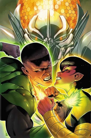 Hal Jordan and The Green Lantern Corps #11