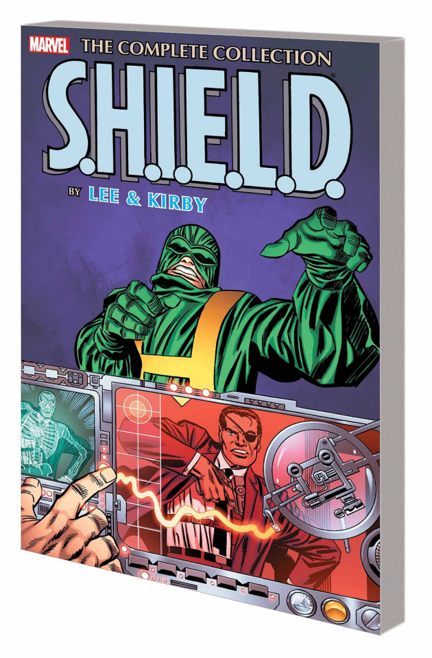 S.H.I.E.L.D. by Lee and Kirby Complete Collection