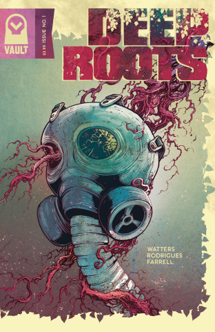 Deep Roots #1 (Rodrigues Cover)