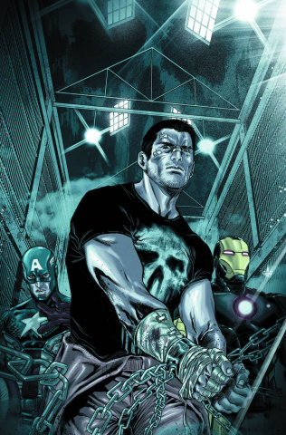 Punisher: War Zone #5