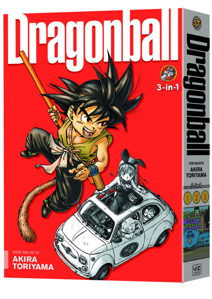 Dragon Ball Vol. 1 (3-in-1 Edition)