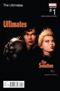 The Ultimates #1 (Deodato Hip Hop Cover)