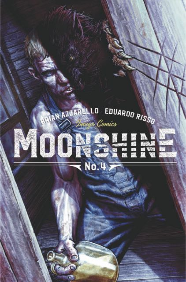 Moonshine #4 (Bermejo Cover)
