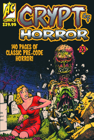 Crypt of Horror #23