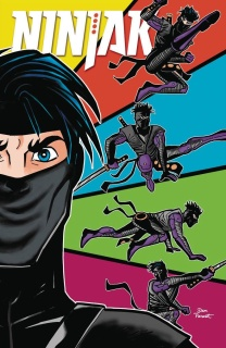 Ninjak #27 (20 Copy Parent Cover)