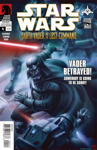 Star Wars: Darth Vader & The Lost Command #4