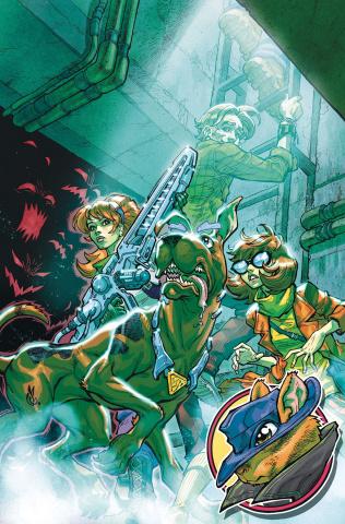 Scooby: Apocalypse #21