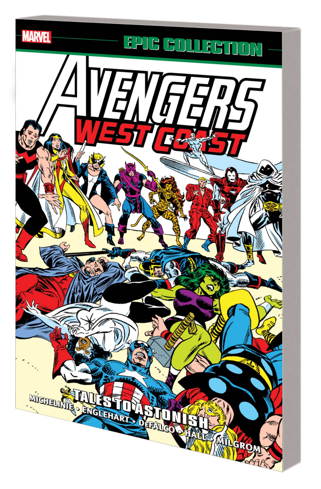 Avengers West Coast: Tales to Astonish (Epic Collection)