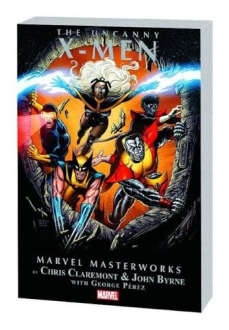 Uncanny X-Men Vol. 4 (Marvel Masterworks)