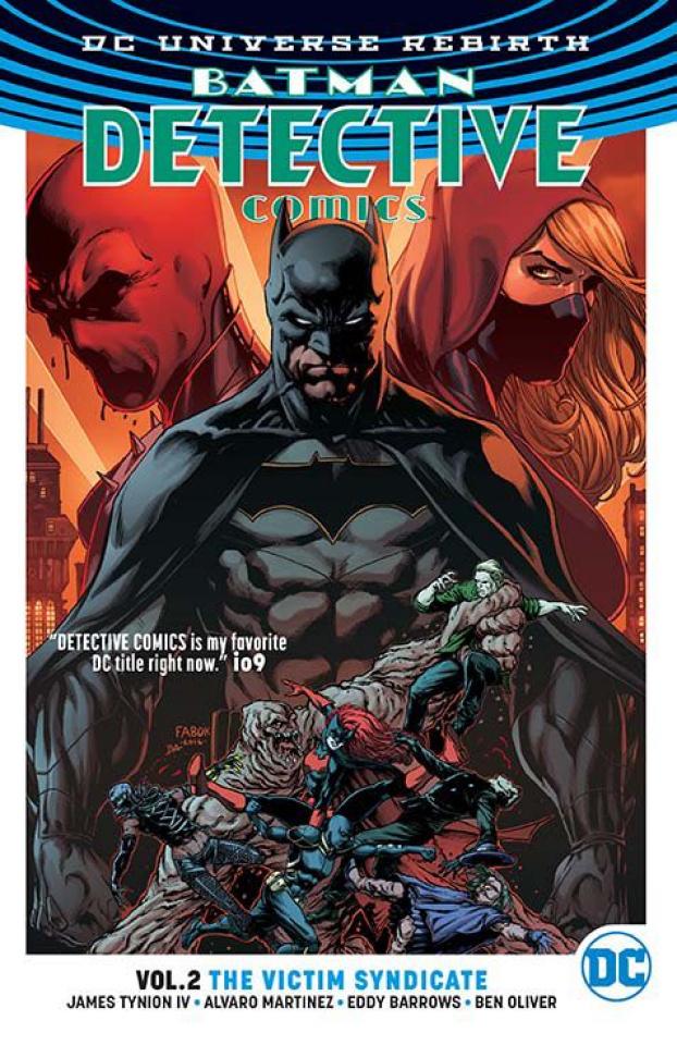 Detective Comics Vol. 2: The Victim Syndicate