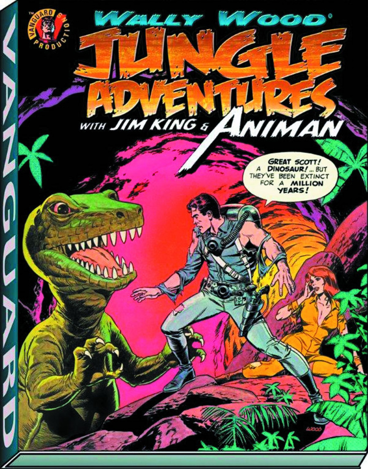 Jungle Adventures with Jim King and Animan (Slipcased Edition)