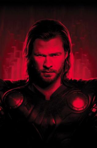 Thor Goes Hollywood #1