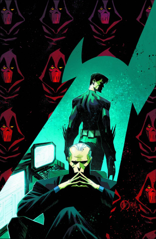 Batman Beyond Universe #14