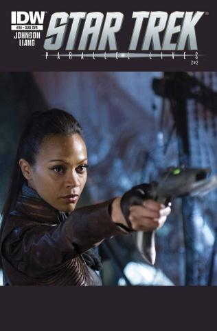 Star Trek #30 (Subscription Cover)