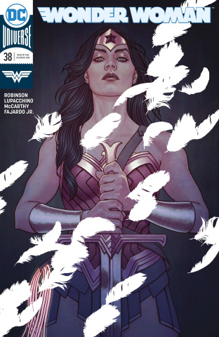 Wonder Woman #38 (Variant Cover)