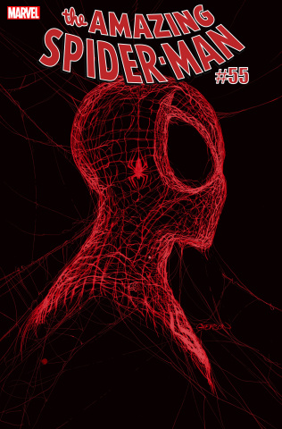 The Amazing Spider-Man #55 (2nd Gleason Cover)