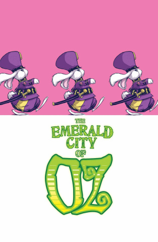 The Emerald City of Oz #4