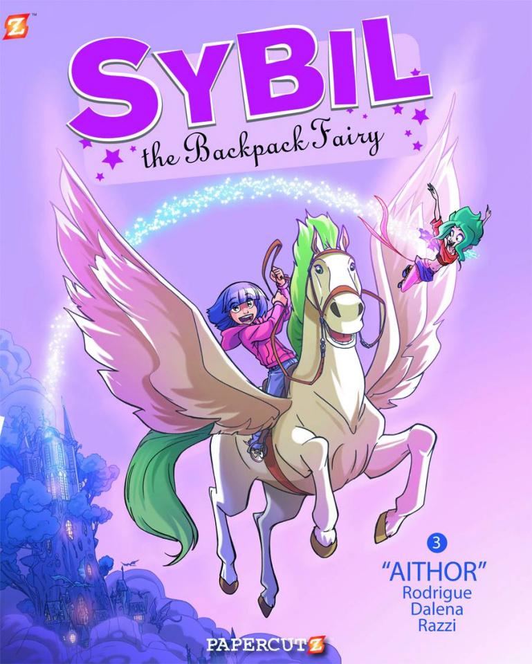 Sybil: The Backpack Fairy Vol. 3: Aithor