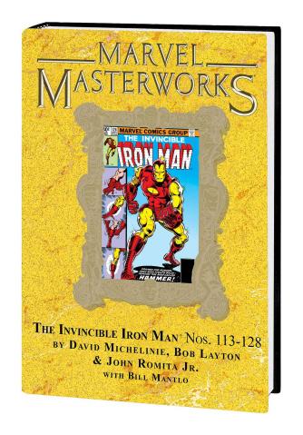 Invincible Iron Man Vol. 13 (Marvel Masterworks)