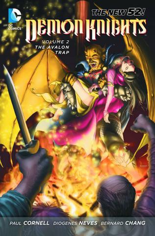 Demon Knights Vol. 2: The Avalon Trap