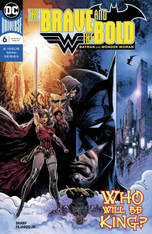 The Brave & The Bold: Batman & Wonder Woman #6