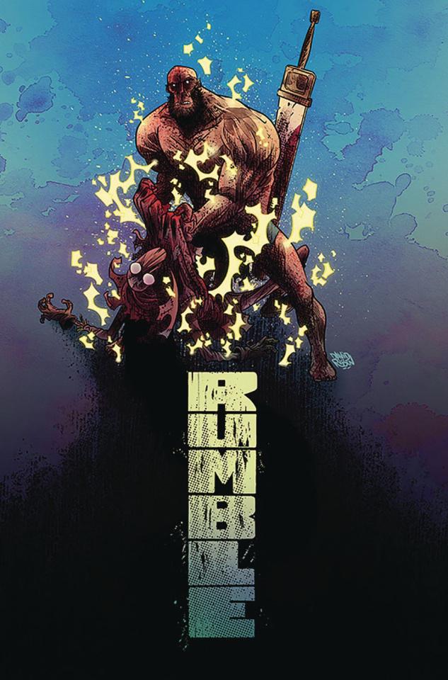Rumble Vol. 5: Things Remote