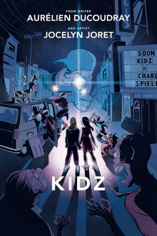 Kidz #6 (Macioci Super 8 Homage Cover)