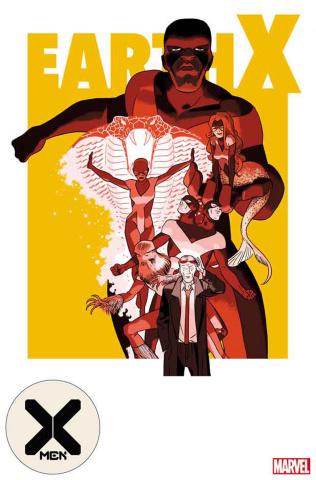 X-Men #5 (Martin Marvels X Cover)