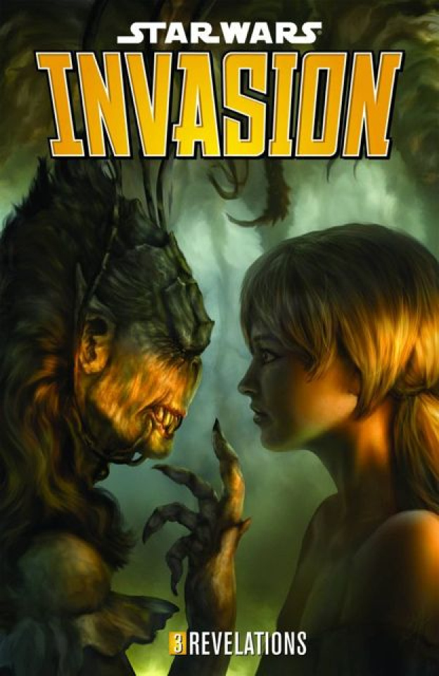 Star Wars: Invasion Vol. 3: Revelations