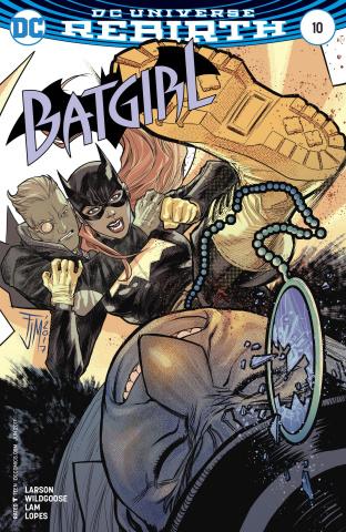 Batgirl #10 (Variant Cover)