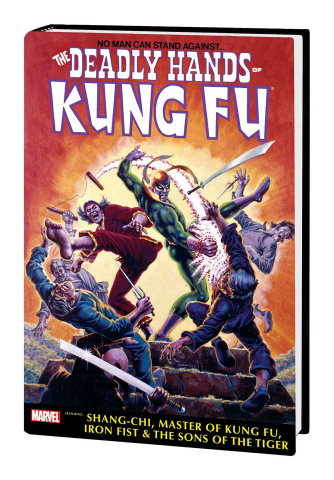 The Deadly Hands of Kung Fu Vol. 1 (Omnibus)