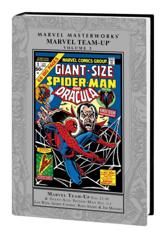 Marvel Team-Up Vol. 3 (Marvel Masterworks)