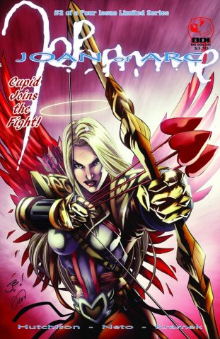 Joan of Arc: From the Ashes #2