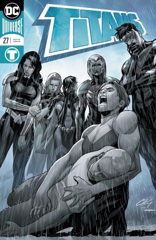 Titans #27 (Foil Cover)