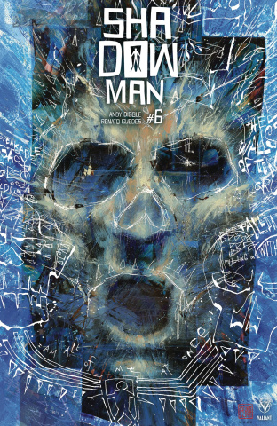 Shadowman #6 (Mack Cover)