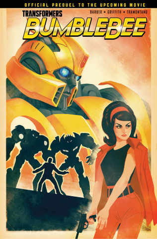 Transformers: Bumblebee Movie Prequel - From Cybertron with Love