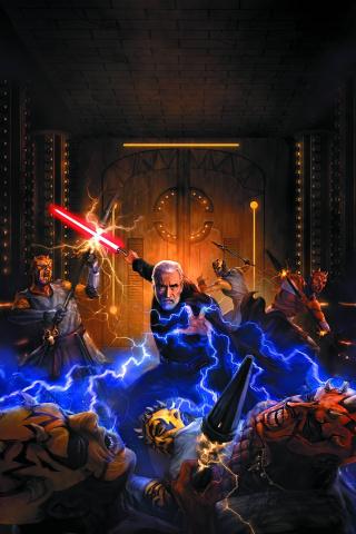 Star Wars: Darth Maul, Son of Dathomir #2