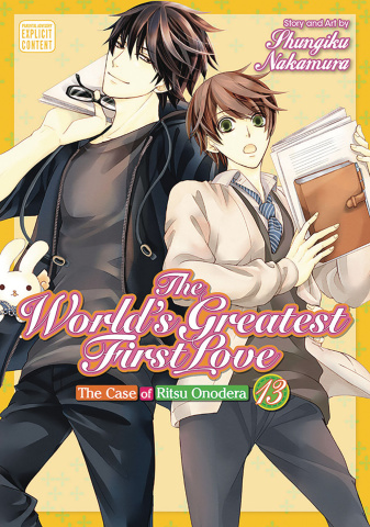The World's Greatest First Love Vol. 13