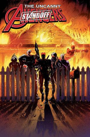 Uncanny Avengers #7