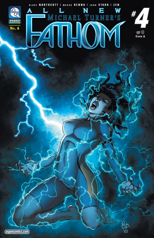 All New Fathom #4 (Renna Cover)