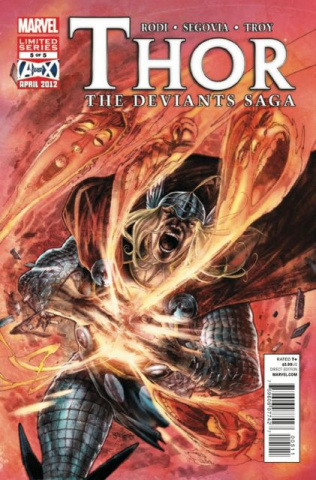 Thor: The Deviants Saga #5