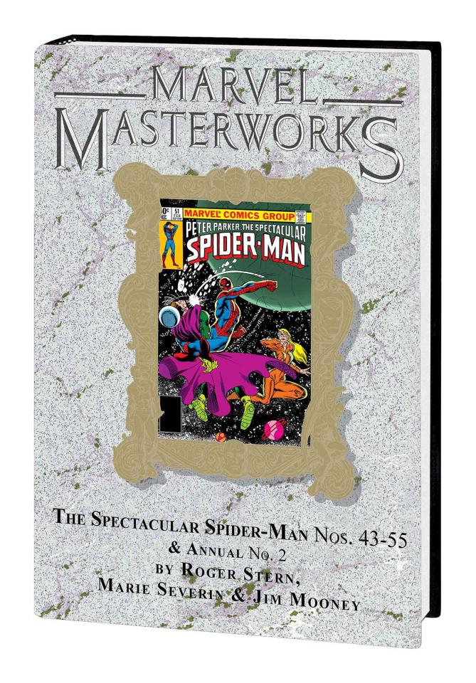 The Spectacular Spider-Man Vol. 4 (Marvel Masterworks)